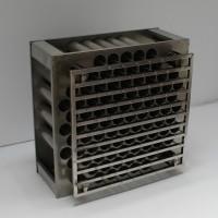 餐饮油烟净化器88针蜂窝电场 201#不锈钢蜂窝电场