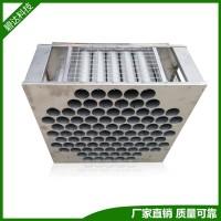 88孔防护网不锈钢电场 净化器蜂窝电场 净化器过滤模块