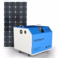 家庭太阳能发电系统 220v太阳能发电机 工厂直销