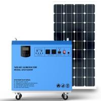 太阳能供电系统 太阳能发电设备 工厂供货