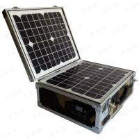 500W便携式太阳能交流发电箱220V跳舞演出野营旅游户外移动电源