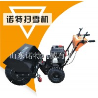 热销黑龙江地区全齿轮高效率的扫雪机 小型汽油式操场除雪机