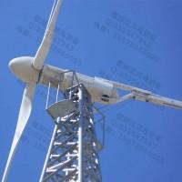 10kw风力发电机并网380v并网风力发电机组系统家用含15m独立杆