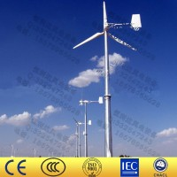 5kw电动变桨风力发电机5000w小型变桨距风力发电机组风机主体
