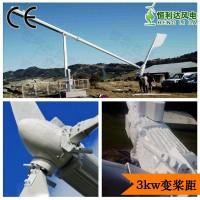 3kw离心变桨距风力发电机3000w小型变桨并网风力发电机组风机主体