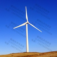 60kw电动变桨风力发电机组60kw并网风力发电机组家用+智能控制器