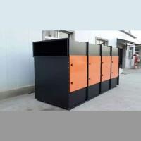 植绒废气净化工程  废气净化设备 UV光解催化废气处理设备