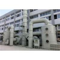 佛山PP喷淋塔生产定制-电镀废气处理塔-制药废气洗涤塔
