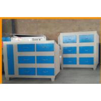 活性炭净化器的主要构造及使用性能