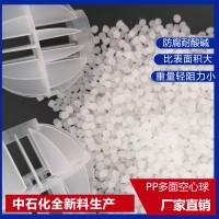 PP多面空心球 污水处理过滤球  酸雾喷淋塔填料